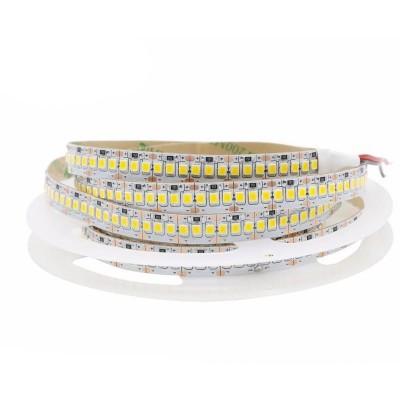 ECOLIGHT LED pásek - SMD 2835 - 120W - 24W/m - IP20 - 12V - 5m -  neutrální bílá