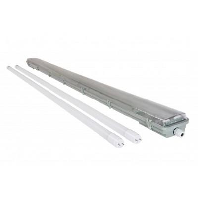BERGE LED svítidlo sada MP0125-MZ0106 - 150 cm - 2x25W - studená bílá