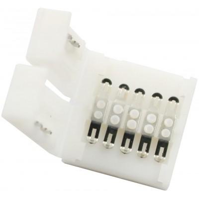 ECOLIGHT Spojka pro LED pásky RGBW 12mm