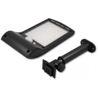 MASTER LED solární lampa 36SMD - 300 lm - senzor pohybu - studená bílá