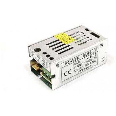 BERGE Napájecí zdroj pro LED - 1,25A - 15W - IP20 - ver2