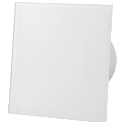 BERGE Dekorativní panel pro ventilátor dRim - bílý lesk