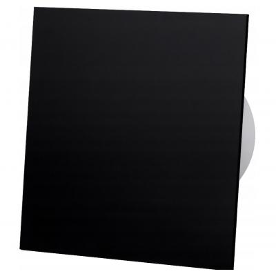 BERGE Dekorativní panel pro ventilátor dRim - černý