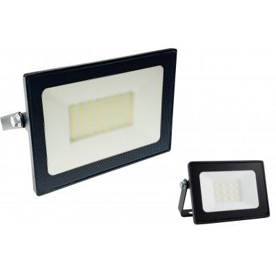 EKOLIGHT LED reflektor 50W + 10W - IP65 - teplá bílá - 3000K