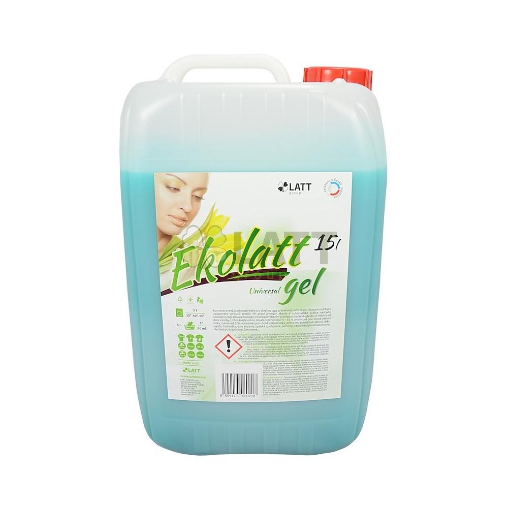 EKOLATT UNIVERSAL prací gel 15L
