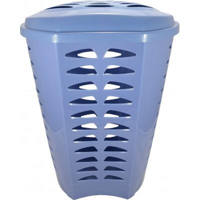Koš na špinavé prádlo modrý