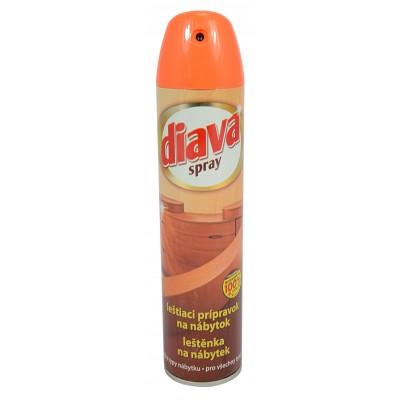 Diava spray na nábytek 300 ml
