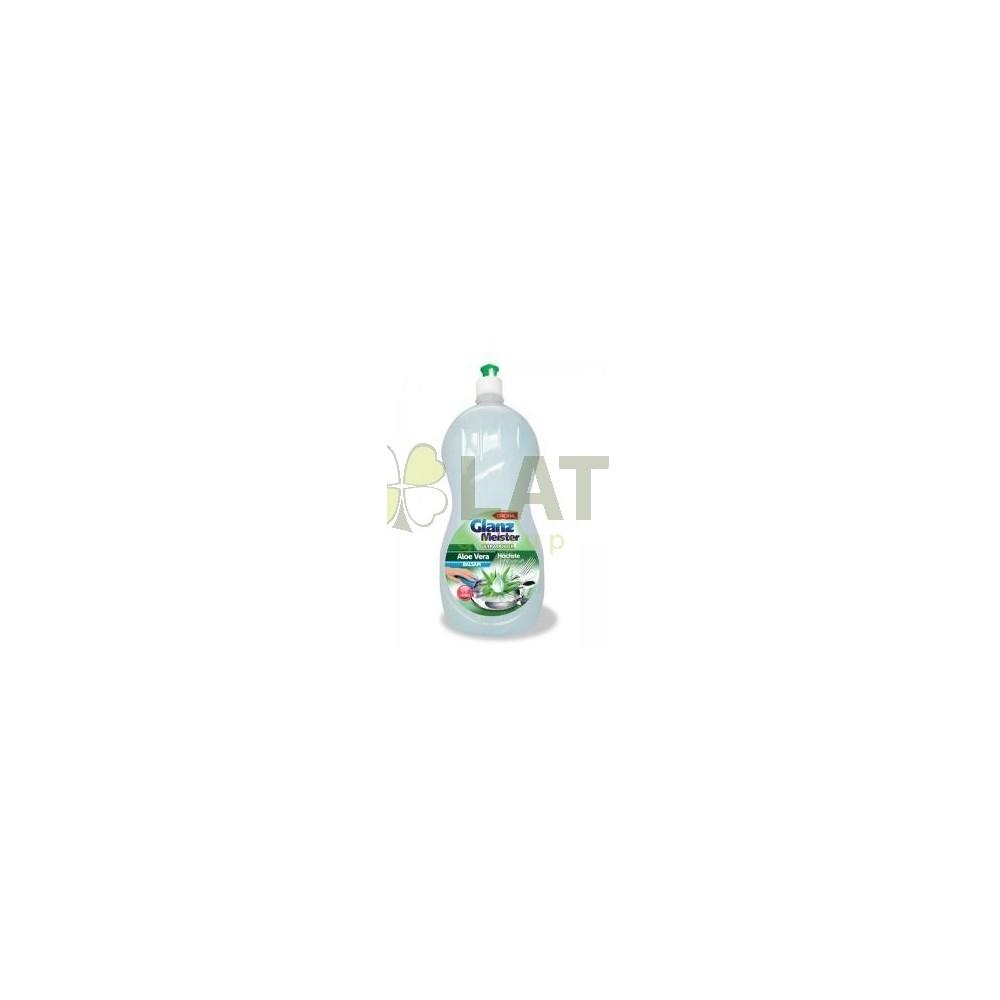 Glanz Meister Aloe Vera prostředek na mytí nádobí 1 L