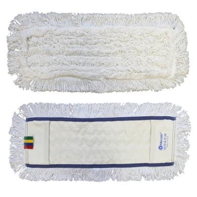 Merida - Mop plochý uzlíčkový s kapsami OPTIMUM, bavlna, 50 cm - SOP250