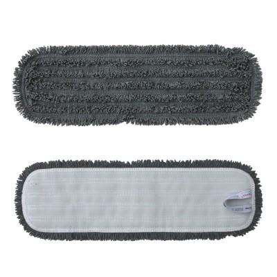 Merida - Mop z mikrovlákna STANDARD, suchý zip, 47 cm, šedý - SKP340
