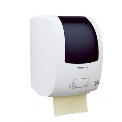 Mechanický podavač papírových ručníků v rolích MERIDA TOP šedý