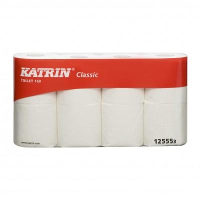 Boni Classic 4 100% bílá celulóza 2-vrstvý 4 ks