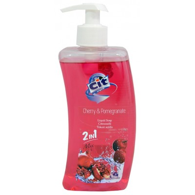 Cit tekuté mýdlo Třešeň a Granatové jablko 500 ml