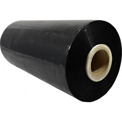Strojní strečová fólie 500mm, průtažnost: 150% 23my 16Kg - Černá