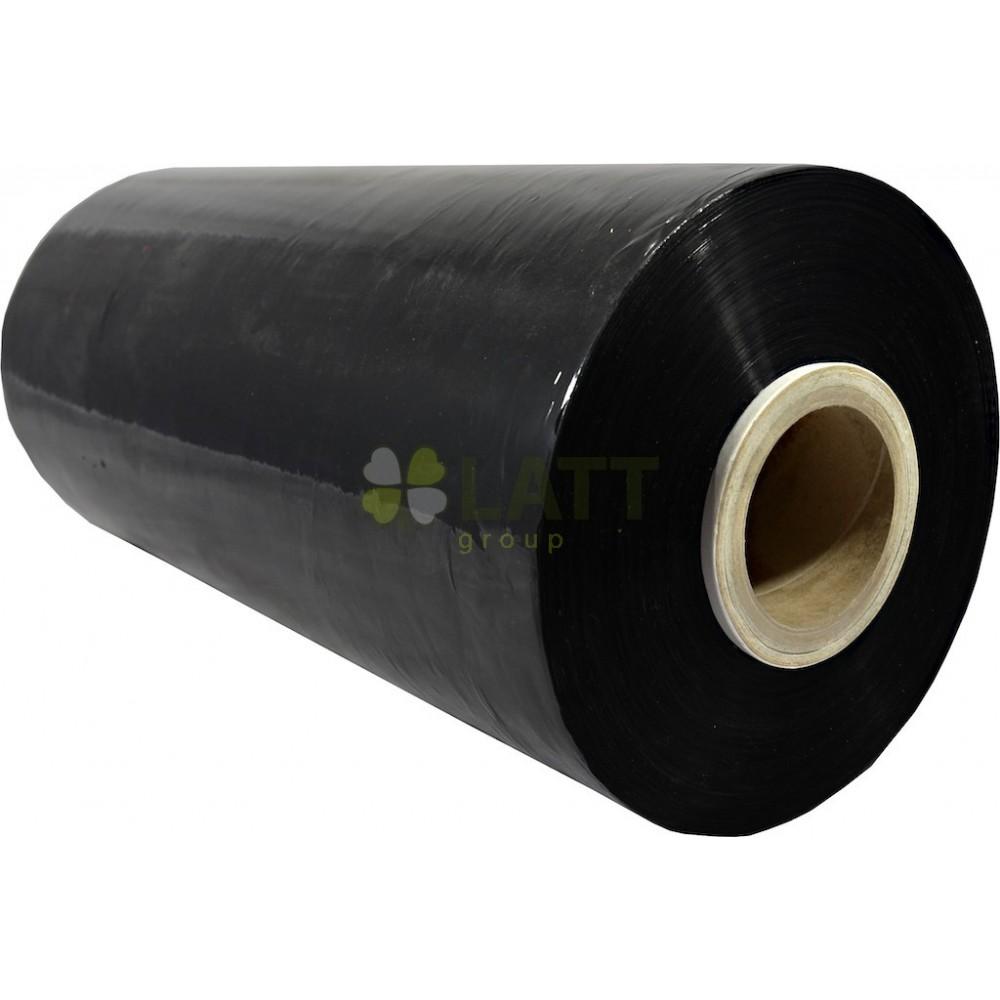 Strojní strečová fólie 500mm 150% 17my 17.8Kg - Černá