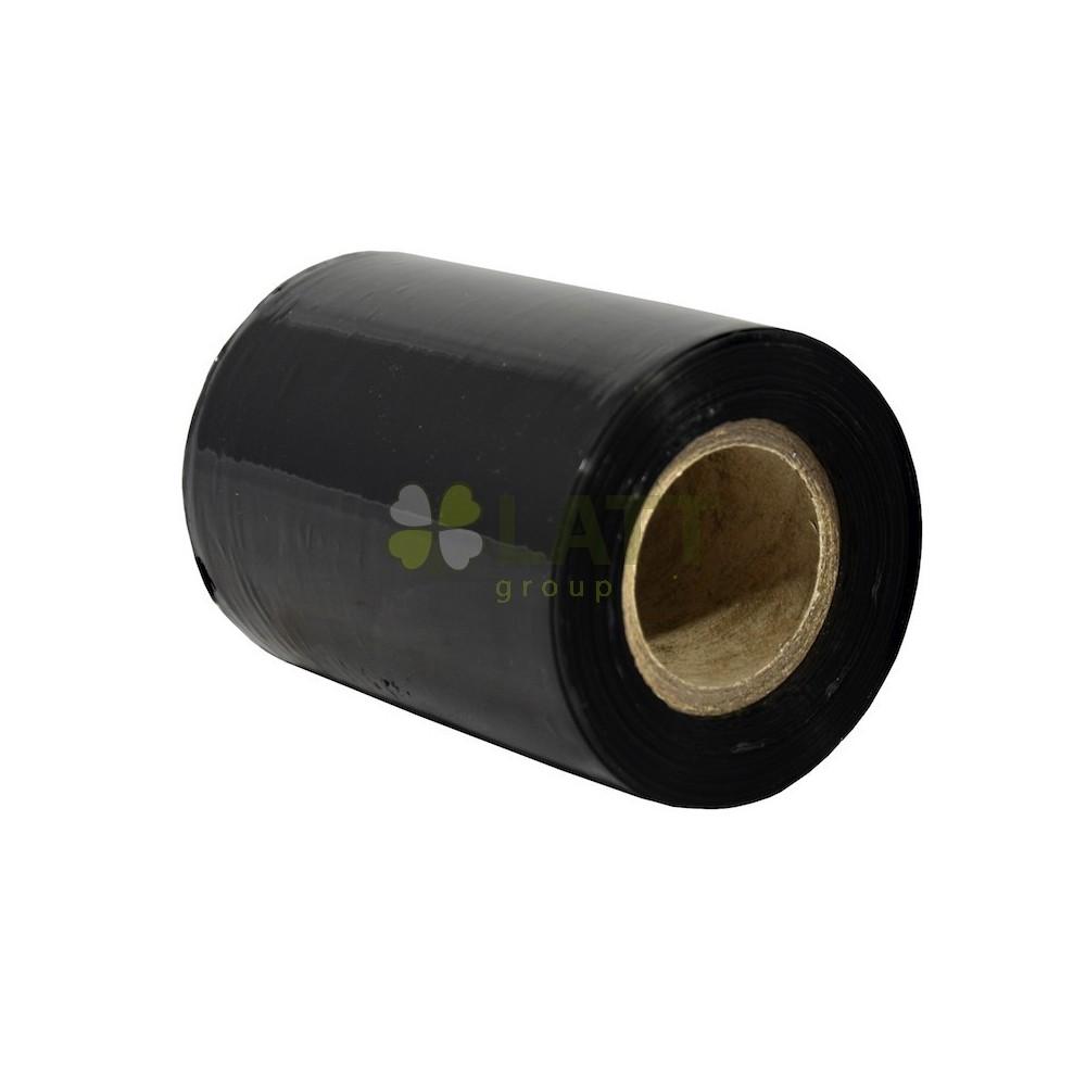 Ruční strečová fólie 100mm 150% 20my 0.3Kg - Černá