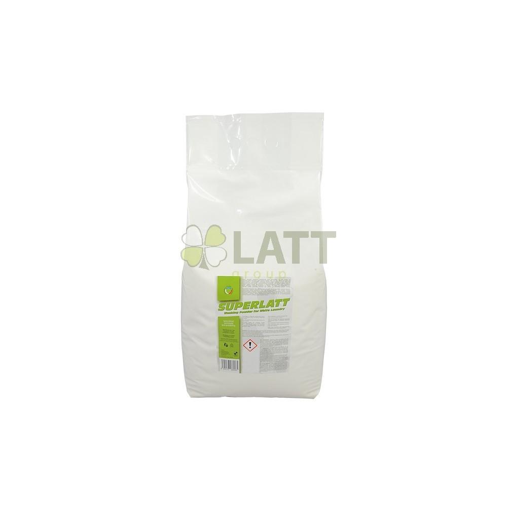 SUPERLATT speciálně vyvinutý pro praní bílého prádla, 10kg