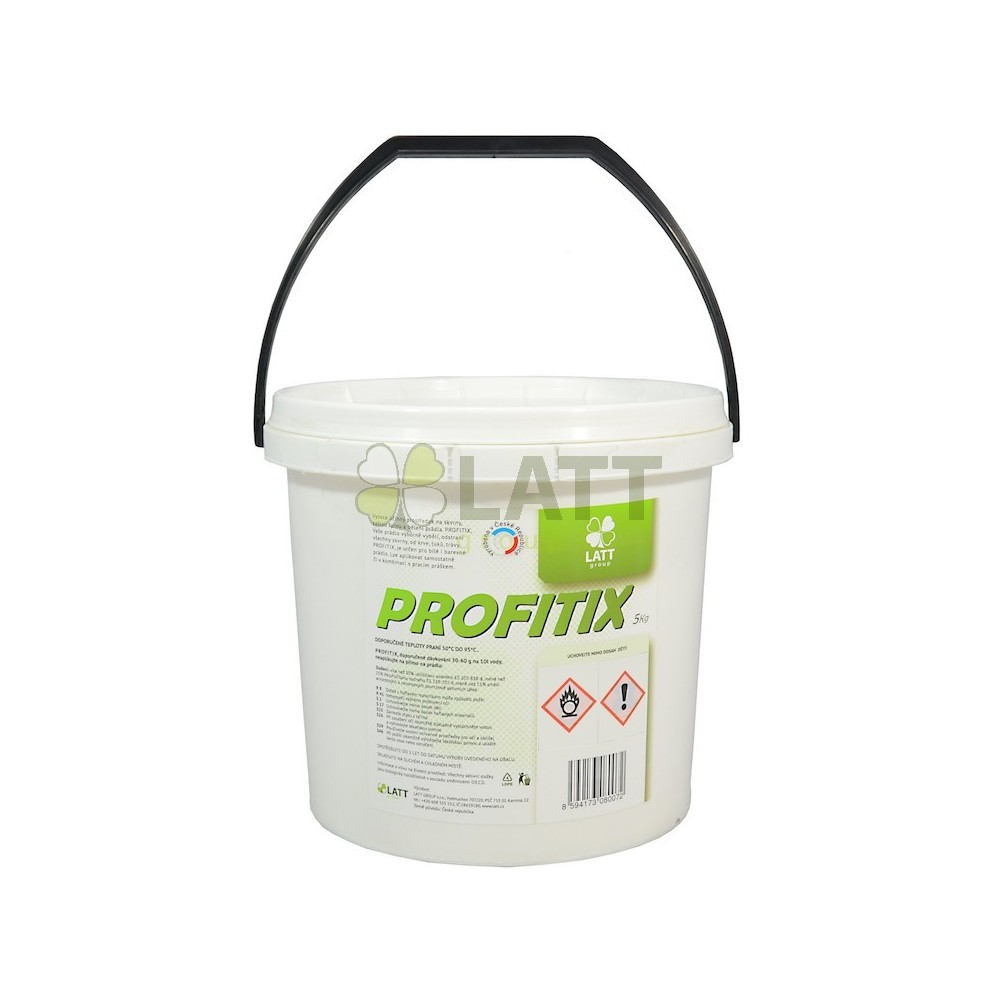 PROFITIX 5kg, bělící přípravek a odstraňovač skvrn