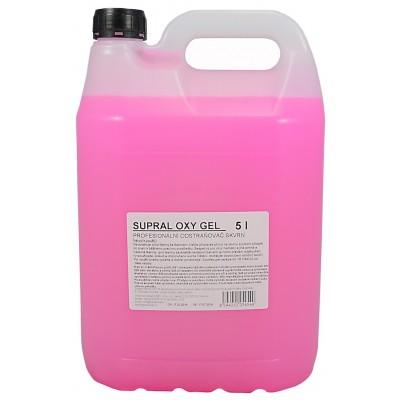 Supral oxy gel 5l - Profesionální odstraňovač skvrn