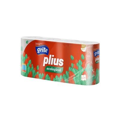 TP Grite Ecological Plius 8 rolí - 3 vrstvý