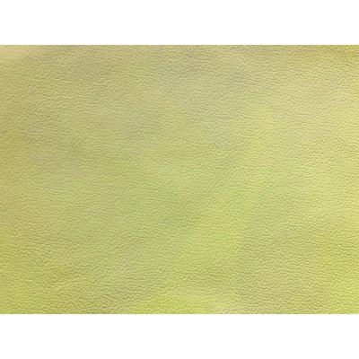 Hovězí kůže - Žlutá