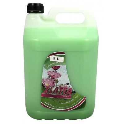 Aviváž ZLATTA silk touch, 5l (zelená)