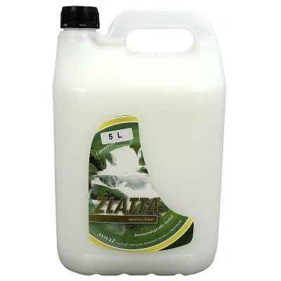 Aviváž ZLATTA mountain breeze 5l (bíla)