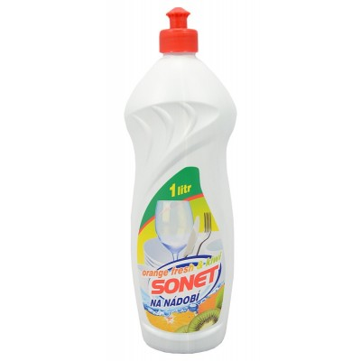 Sonet na nádobí Orange Fresh & Kiwi1l