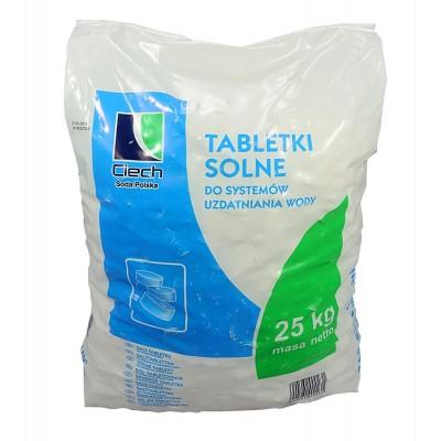 Tabletová sůl 25kg