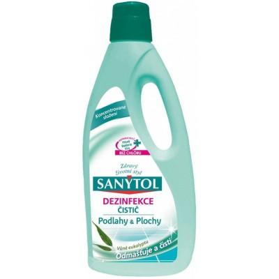 Sanytol dezinfekce antialergenní čistič na podlahy a plochy 1 l