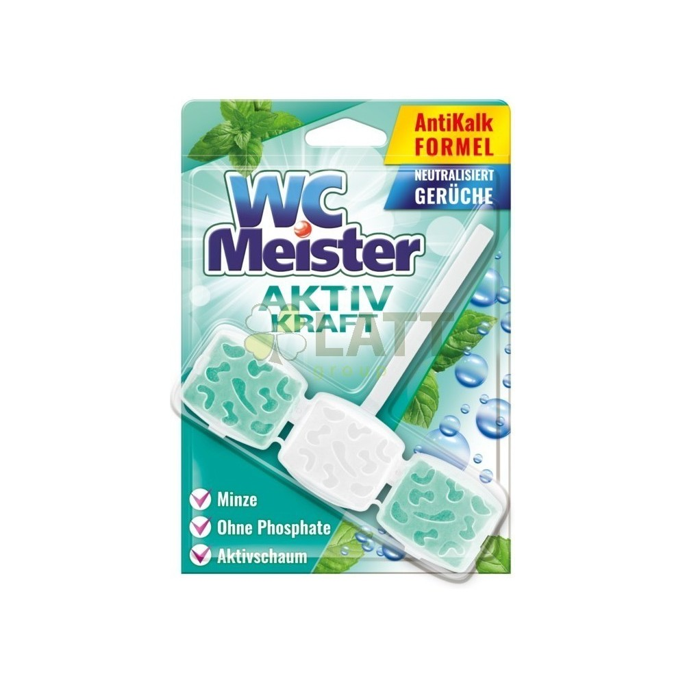 WC Meister závěska do WC ocean 45 g