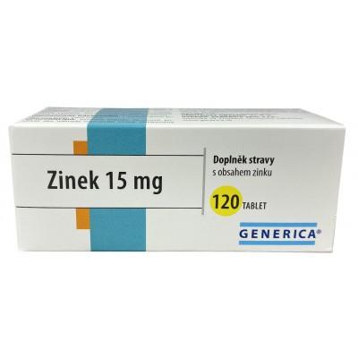 Rosen Zinek 20 šumivých tablet