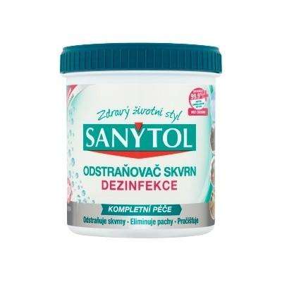 Sanytol dezinfekční odstraňovač skvrn 450 g