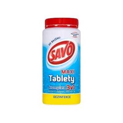 SAVO MAXI komplex 3v1 tablety 1,4Kg