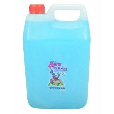 Sára tekuté mýdlo  CACAO 1l