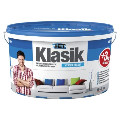 Het Klasik 15+3 kg