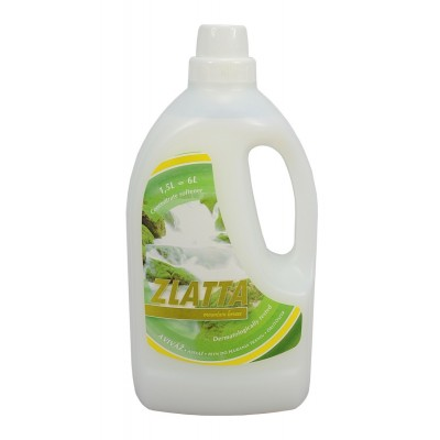 Aviváž ZLATTA mountain breeze, 1,5l je 6l (bíla)