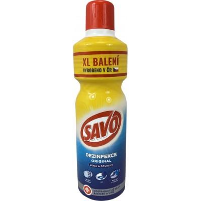 Savo Original tekutý dezinfekční prostředek 1.2 l