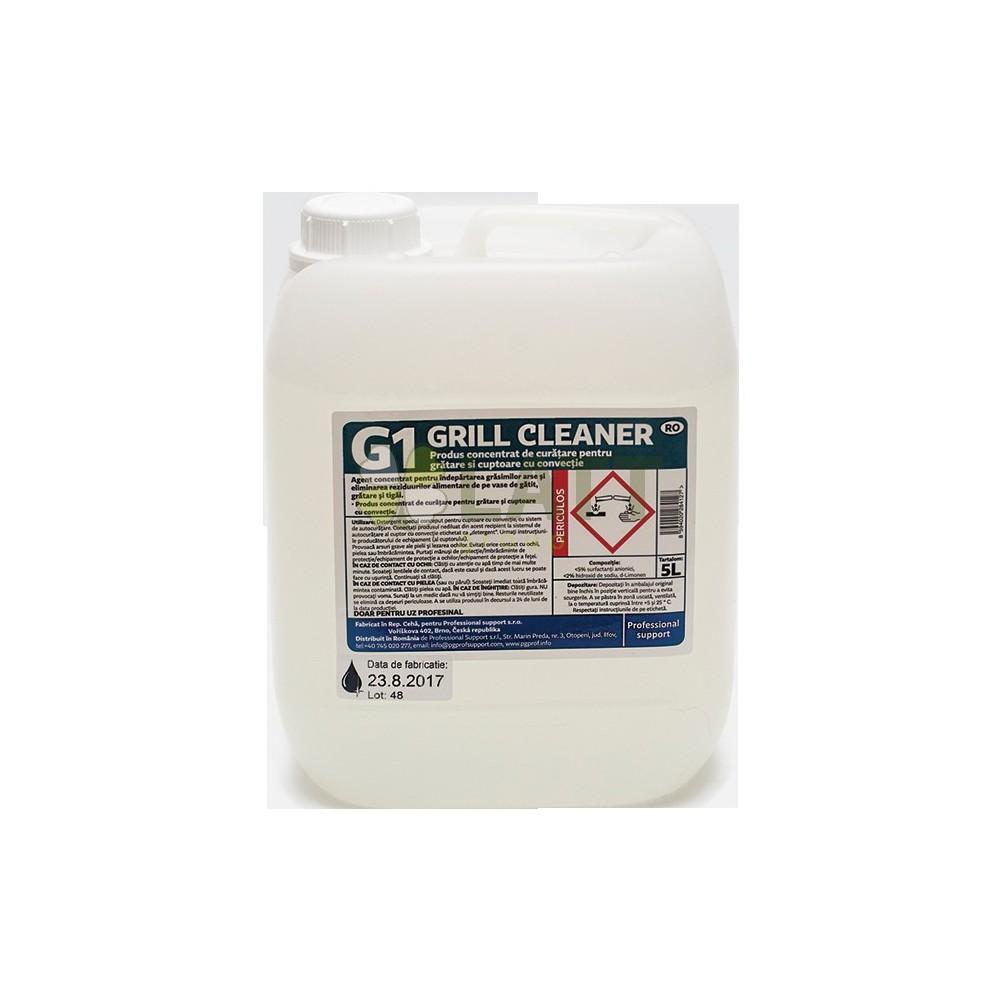 G1 Grill Cleaner čistič pro grily 5L