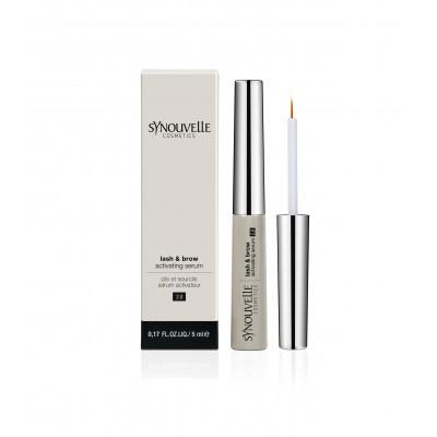 Synouvelle Cosmetics Růstové sérum na řasy a obočí extra citlivé Sensitive 5 ml