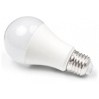 LED žárovka - E27 - 8W - 640Lm - teplá bílá