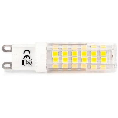 LED žárovka - G9 - 6,8W - 615Lm - studená bílá
