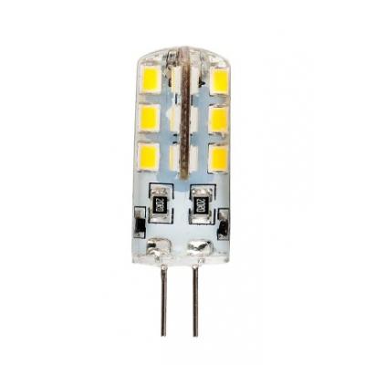 LED žárovka G4 - 3 W - 12V - neutrální bílá