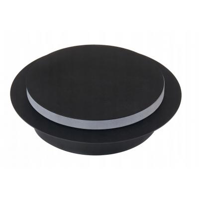 Svítidlo Kinkiet SATURN LED - 230V - 6W - černé