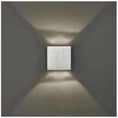 Svítidlo Kinkiet SORA LED - 230V - 1x1W - stříbrné