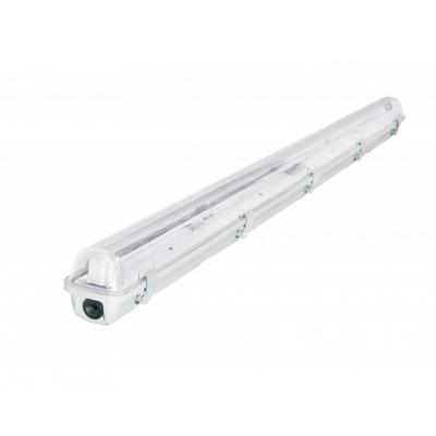 Svítidlo pro LED trubice T8 s odrazovou plochou - 1x120 cm - IP65