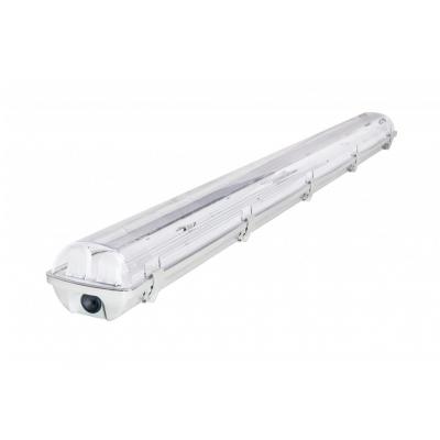 Svítidlo pro LED trubice T8 s odrazovou plochou - 2x150 cm - IP65