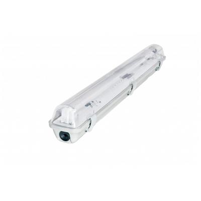 Svítidlo pro LED trubice T8 s odrazovou plochou - 60 cm - IP65