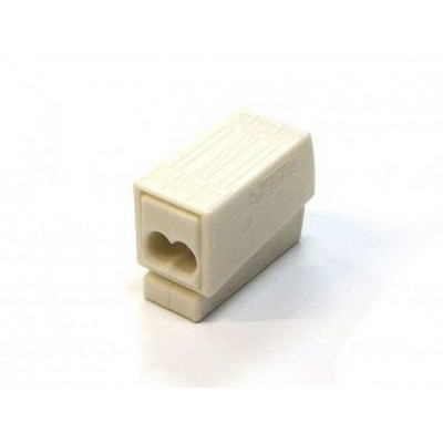 WAGO svorka 2 x 1-2,5mm svítidlová, bezšroubová 224-112