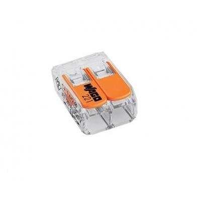 WAGO svorka compact 2 x 0,14 - 4mm 221-412